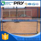 Used around construction site Galvanized welded temporary fence / Used Swimming pool welded temporary fence