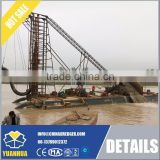 2016 hot sale drilling drague for river sand mining