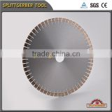 T Step diamond stone cutting saw blade for marble stone