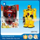 best selling items battery operated robot toy educational robot toy model robot toy