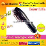 Sunlike SLBT02 HOT!!!2014 newest portable Electric head hair growth brush scalp massage comb