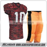 dry fit game american football jerseys custom camo soccer uniforms sublimated american football jerseys