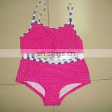 Girls new fashion cute Swimwear