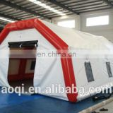 AOQI special inflatable beach tent/Air Tight Rescure Tent for sale