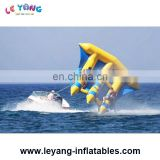 Flying Fish Ride / Water Toys Inflatable Flying Fish BoatTowable for Adult