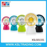 Hot selling summer electric mini fan toy four color mixs