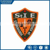 Fashion Fancy China supplier custom stick-on embroidered patches Factory Price