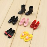 Wholesale DBS toys plastic doll shoes