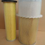 excavator Hyundai   AIR FILTER ELEMENTS for DONALDSON AF434KM P181064 E211-2103 6131-82-7010 6131-82-7011