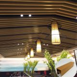 fire proof restaurant easy installation WPC ceiling