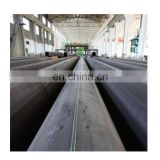 Professional longitudinal seam submerged arc welded dn700 elliptical steel pipe with high quality