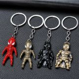 Super Hero The Avengers metal keyring promotional gift