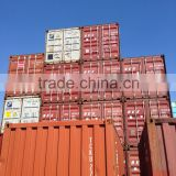 40ft sea container used shipping container(20'GP/40'GP/HC)