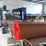 4*4 brown high temperature teflon conveyor/mesh belt of drying machine for textile printing