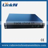 H.264 Video Compression 64Kbps G .711 Audio Encoding Bidirectional AV Transfer Equipment