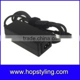 best price china exporter 45W notebook adapter for Toshiba power adapter input 100~240v ac 50/60hz(HT121)