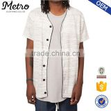 Latest Style Wholesale Plain Baseball Jersey Shirts
