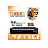 Inquiry about Manufacturer DVB-S2 Tiger T6 Satellite Receiver With Arabic Channels