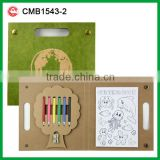 Eco custom portable creative wholesale kids novelty gifts drawing pencils set                                                                         Quality Choice