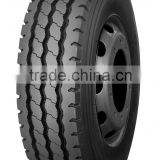 S52 heavy load capacity straight deck trailer tire