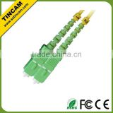 Duplex 3m SC Fiber Optic Patch Cord outdoor