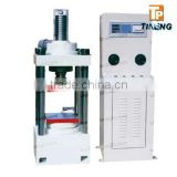 3000KN CE certificate computer-controlled concrete compression strength testing machine