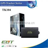 TK104 GSM mobile phone signal water-proof car GPRS GPS tracker
