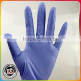Disposable Cheap high quality non sterile latex examination nitrile gloves blue color                                                                         Quality Choice                                                     Most Popular