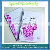 Spiral Lined Note Books