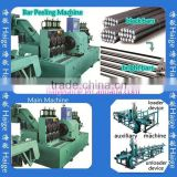 new machine manufacturer wholesale metal/steel rod peeling machine in the center of customer's satisfaction