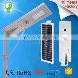 IP65 Bridgelux Chip India price solar led street light all in one                                                                         Quality Choice