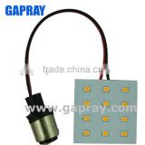 12V Rectangular Multi-Connector LED Car RV Caravan interior Panel Light