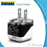 Universal Multiple USB Wall and Travel Charger add USB cable Charger US EU UK SAA Charger