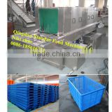 automatic plastic crates washing machine                                                                         Quality Choice