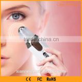 Handheld personal beauty care eye care massager under eye wrinkle treatment with ball roller