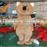 inflatable animal costumes (fur,plush,dog,mascot,advertising)
