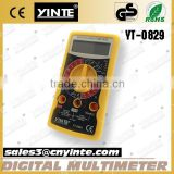 CE certificated YT-0829 AC/DC Voltage Display digital multimeter                                                                         Quality Choice
