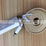 New Products 2016 USB Multi Charge Cable Mobile Phone Accessories Wholesale OTG USB Cable For Android Phone