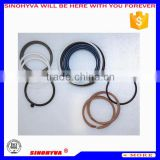 Excavator Boom Cylinder Seal Kit For Komatsu Cat Kobelco Hitachi