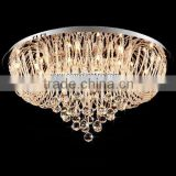 Modern Luxury Crystal Ceiling Chandelier Lamp Light Lighting Fixture for Christmas Decoration CZ7015/800