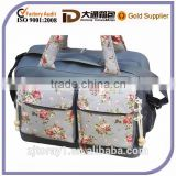 Fashion Beautiful Diaper Bag Baby Set for Mom