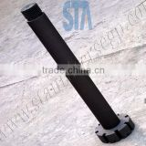 ZhengZhou STA graphite shaft and rotor,graphite impeller for alumina Purification