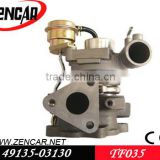 4M40 turbocharger TF035 for Mitsubishi Challenger ME202578