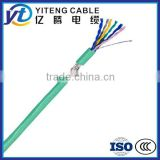 low voltage cable 16mm2, cat6 shielded flat cable, shielded twisted pair cable