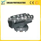 Moving head pcb lighting truss lifting 8pcs*10w RGBW 4in1 Led Spider Light