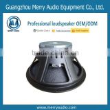 MR18-600 18inch 800w power woofer speaker driver professional 4'' voice coil pa subwoofer loudspeker