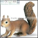 Small home decor Lifelike Animals Statues resin figures/Made OEM Animals Statues resin figures for decoration China Manufacturer