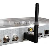 Stocks for Singapore 2014 newest MUX HDC800SE hd cable receiver with wifi can watch HD channels