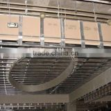metal Channel profile Stud and Track wall angel corner bead perimeter for Wall Partition Project