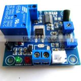 Popular 12V car light control photoresistor relay module light detect sensor with timer
